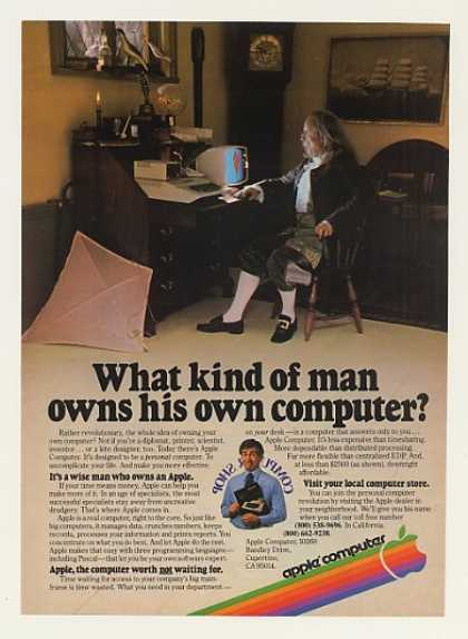 Ben Franklin Apple Personal Computer (1980)