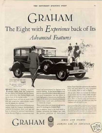 Graham Special Eight Sedan (1930)