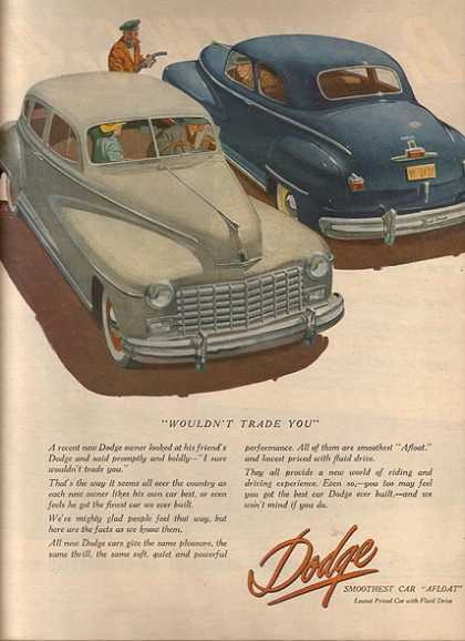 Chrysler's Dodge (1948)