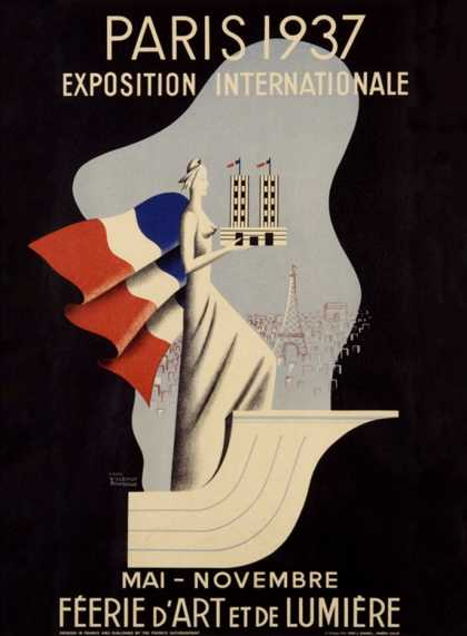 Exposition Internationale, Paris (1937)