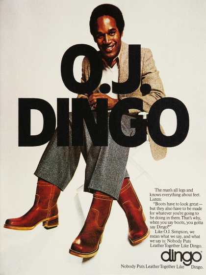 Dingo &#8211; O.J. Simpson
