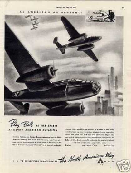 North American Aviation (1941)