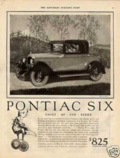 Pontiac Six Car (1926)