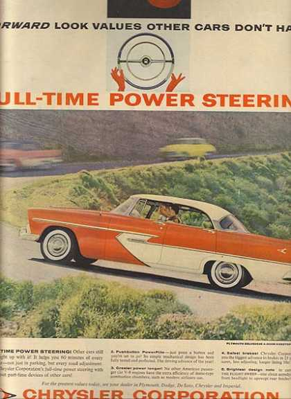 Chrysler's Plymouth (1956)