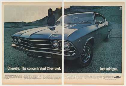 Chevy Chevelle SS 396 Sport Coupe (1969)