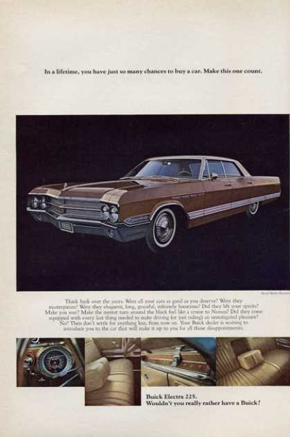 Buick Electra 225 Duece and Quarter (1965)