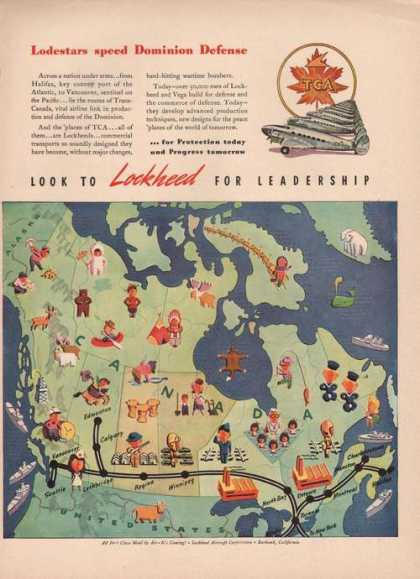 Lockheed for Leadership (1941)