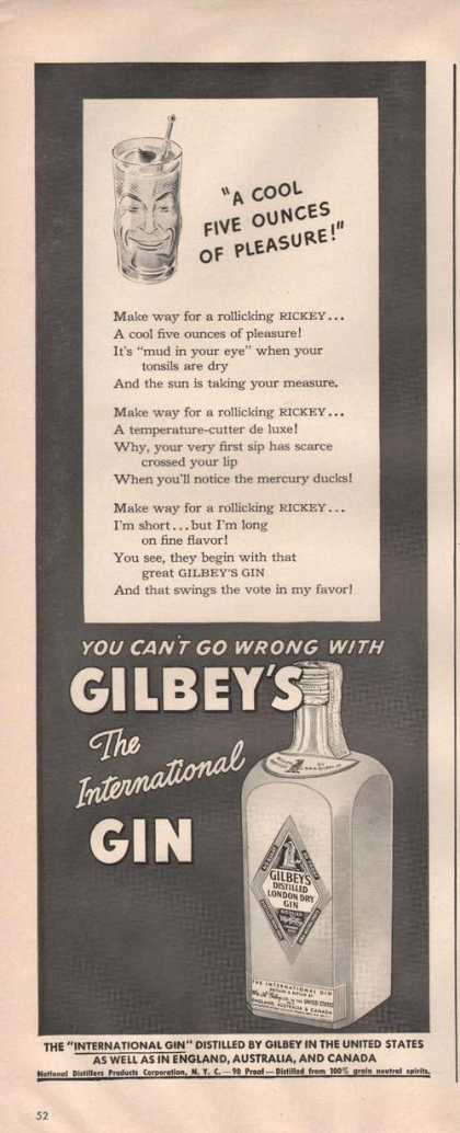 Gilbeys the Internatio (1942)