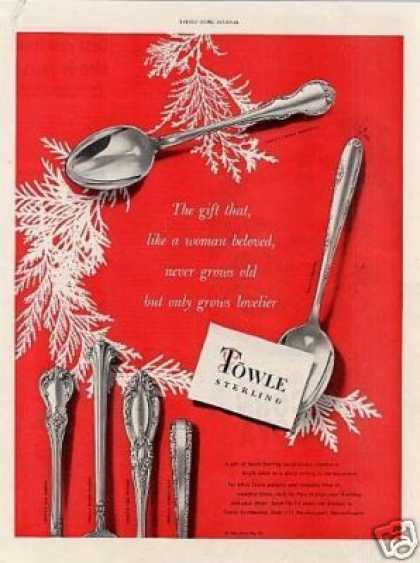 Towle Sterling (1948)