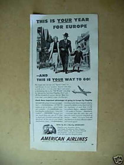 American Airlines (1948)