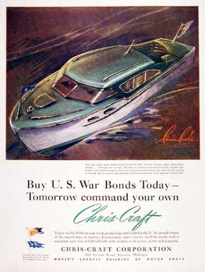 Chris Craft (1943)