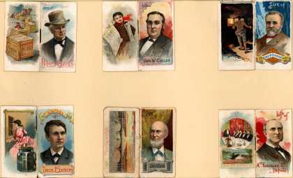 W. Duke Sons & Co.'s Duke's Cigarettes – Poor Boys – Image 2