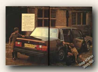 Volvo 760 Gle Last Until 2003 2 Page Uk Ad Cars (1983)