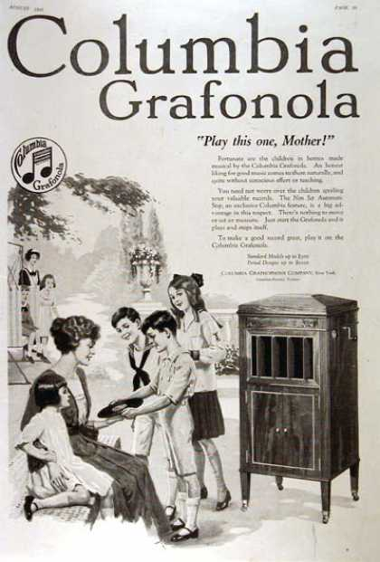 Columbia Grafonola (1920)
