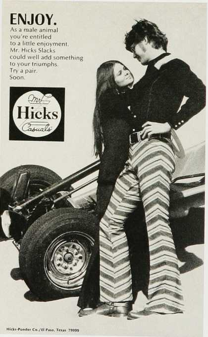 Hicks Casuals