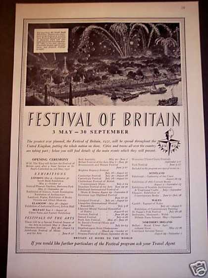 Festival of Britan Exibition Promo (1951)