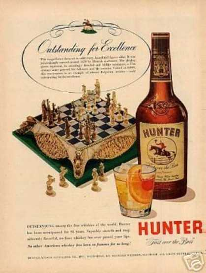 Hunter Whiskey (1953)