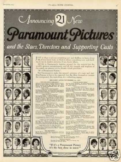Paramount Pictures (1923)
