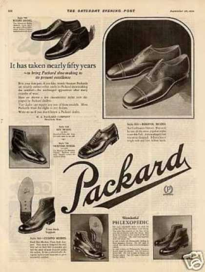 Packard Shoes (1924)