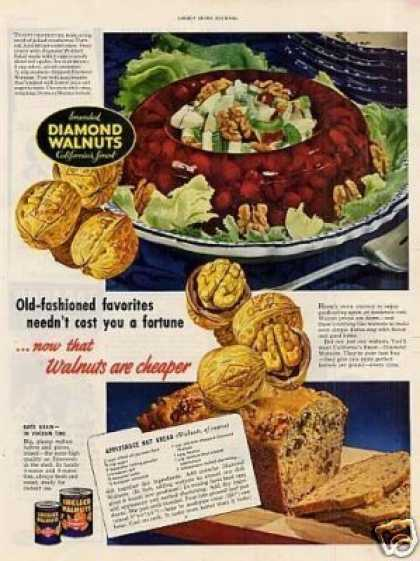 Diamond Walnuts (1947)