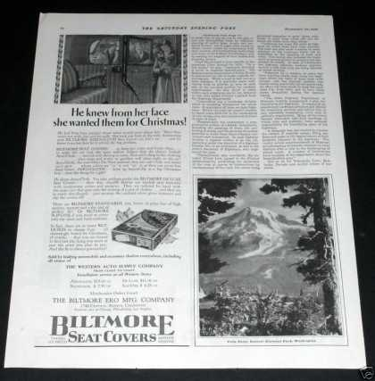 Biltmore Fancy Seat Covers (1929)