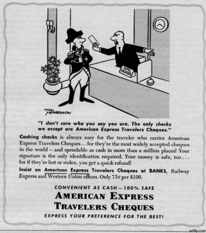 American Express (1951)
