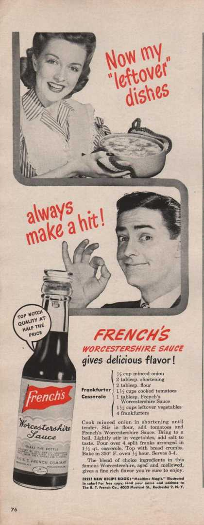 Frenchs Worcesters (1942)