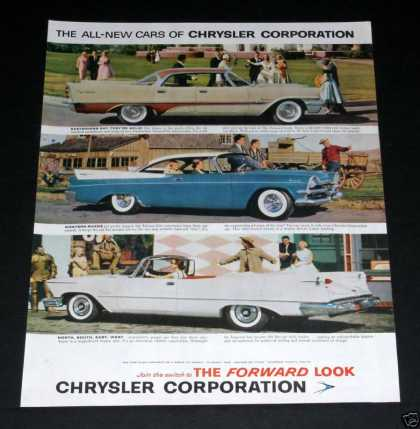 Chrysler, the Forward Look (1957)
