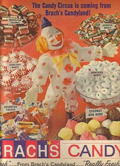 Brach&#8217;s Variety of Candy (1965)
