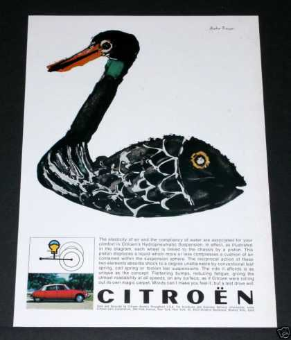 Citroen Auto, Magic Carpet (1964)
