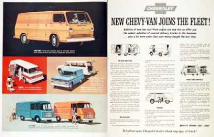 Chevrolet Van Fleet (1964)