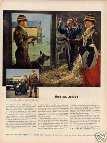 U.s. Army Recruiting (1947)