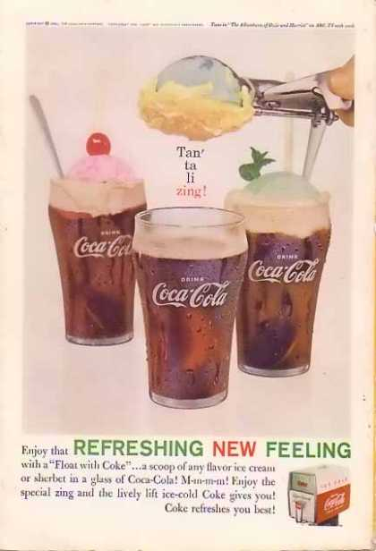 Coke Soda Tan&#8217; ta li zing (1954)