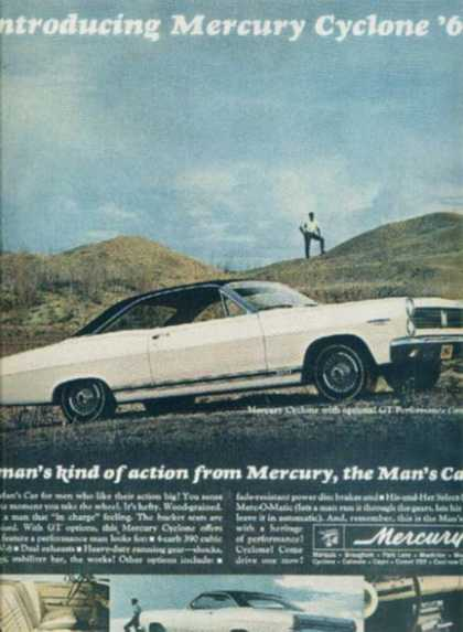 Ford's Mercury (1966)