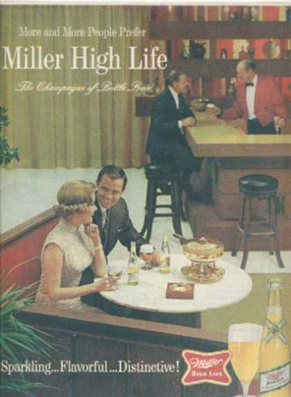 """More and More People Prefer Miller High Life"" (1966)"