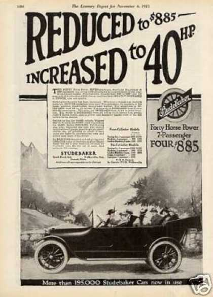 Studebaker Four Car (1915)
