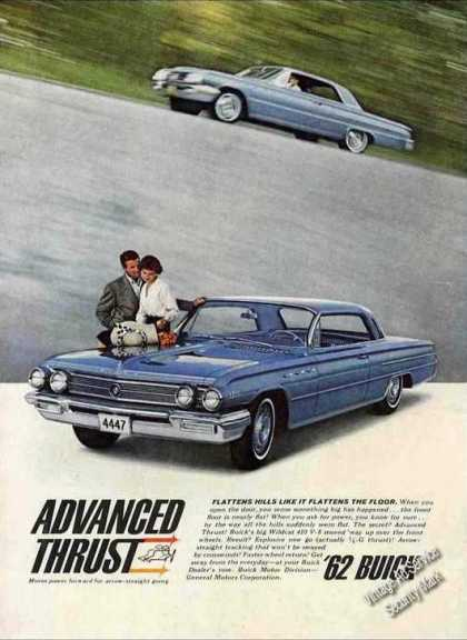 "Buick Wildcat ""Advanced Thrust"" Collectible Car (1962)"