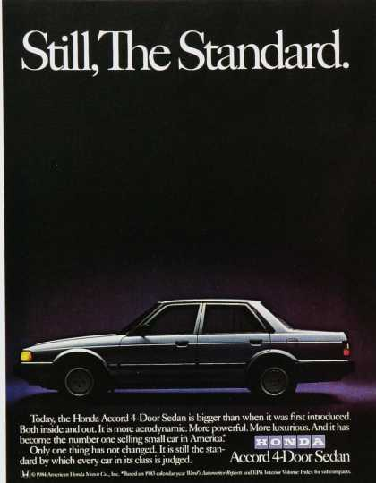 Vintage Car Advertisements Of The 1980s Page 37