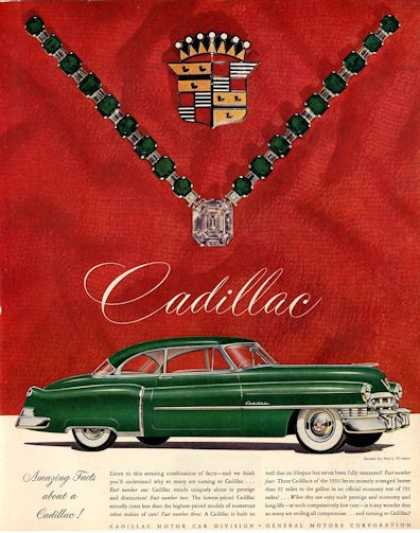 Cadillac Emerald Green (1950)
