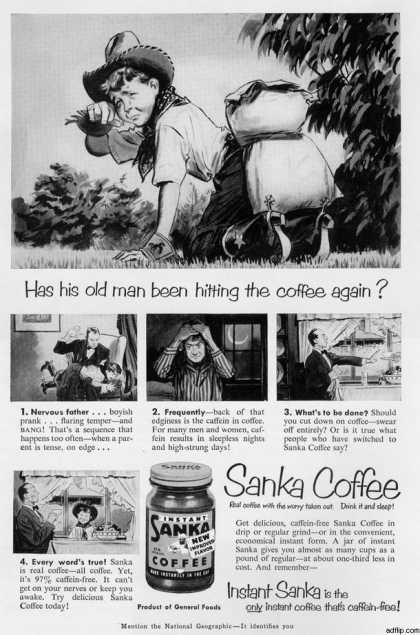 Sanka Coffee (1951)