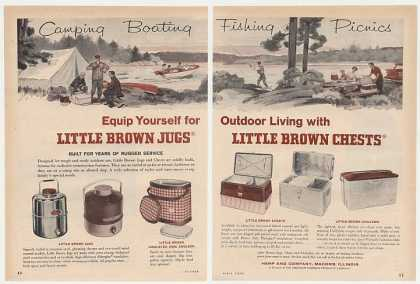 Hemp & Co Little Brown Jugs Ice Chests (1960)