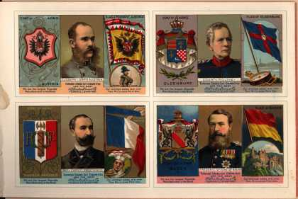 W. Duke Sons & Co. – The Rulers, Flags, Coats of Arms – Image 10 (1888)