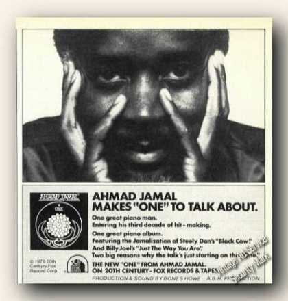 Ahm Jamal Album Photo Promo (1978)