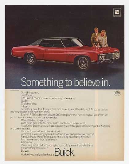 Buick LeSabre Custom Something To Believe In (1970)