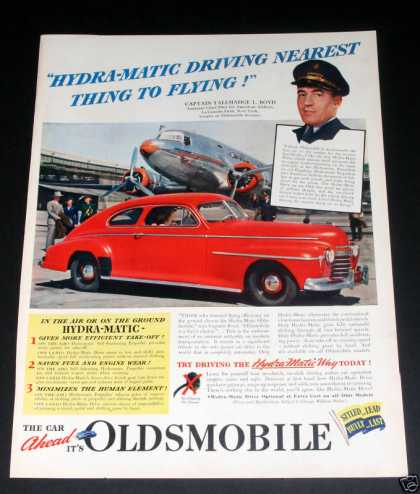 Red Oldsmobile (1941)