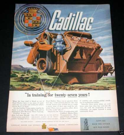 Cadillac Wartime Production (1944)