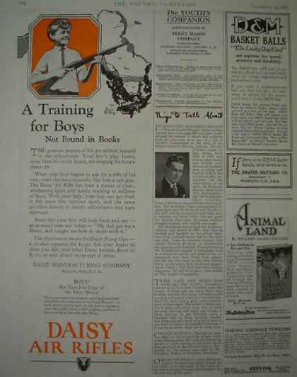 Daisy Air Rifles 1/2 page The Happy Daisy Boy (1925)