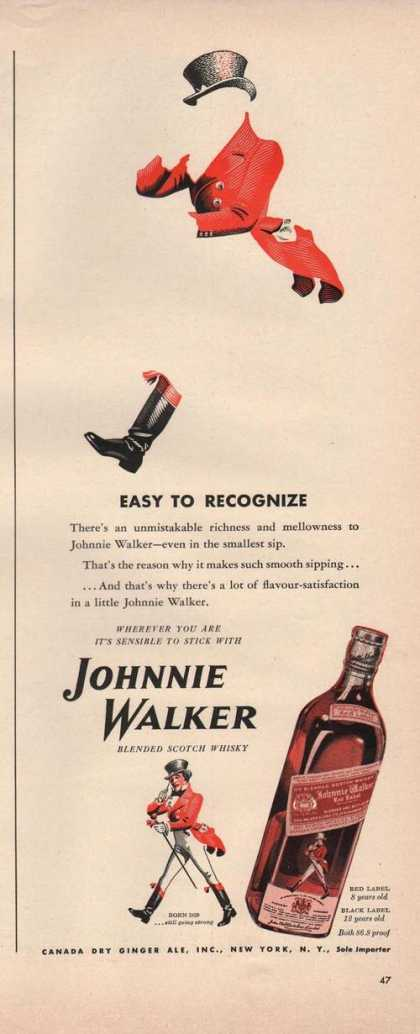 Johnnie Walker Red Label (1942)