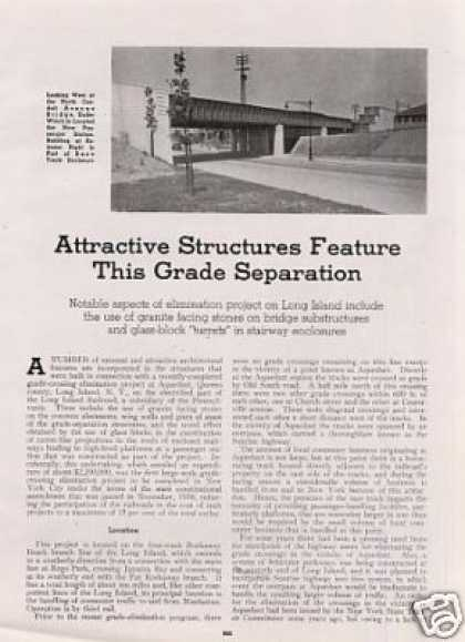 """Attractive Structure-grade Seperation""Arti (1941)"