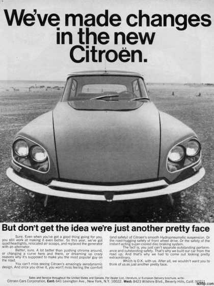 Citroen's Citreon (1968)